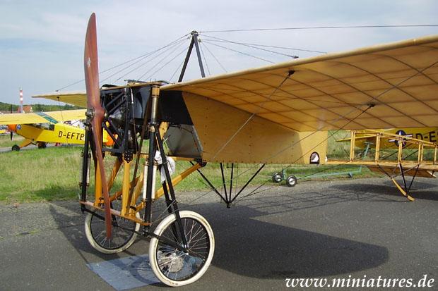 Bleriot XI monoplano