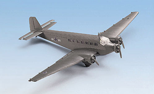Junkers Ju-52/3m, 1:87 Modellismo Roco 683
