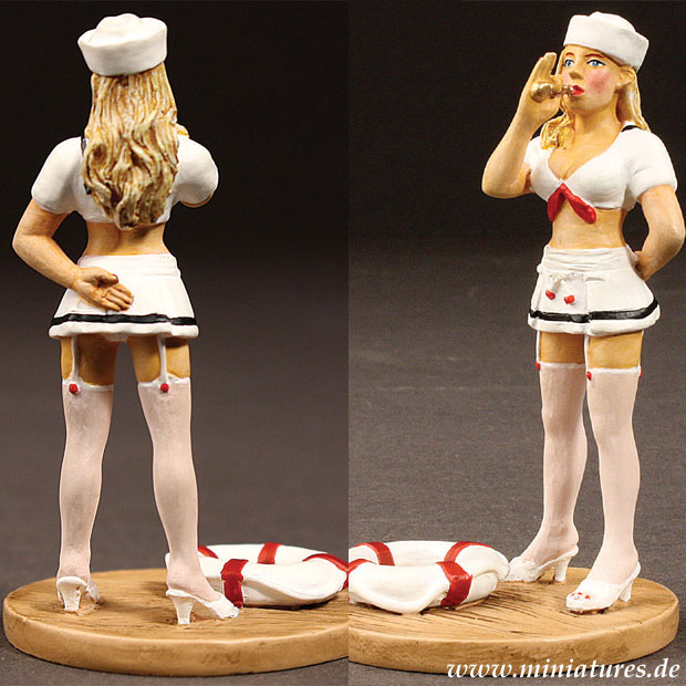 Babes in Arms: Navy »Boatswain's Mate«, 1:30 Scale Miniatures Historic Sales BIA002