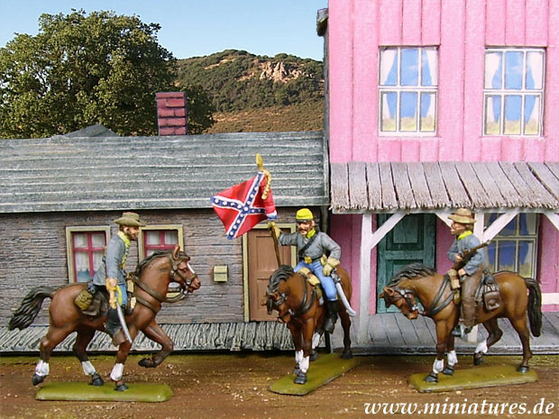 Confederate Cavalry of the American Civil War