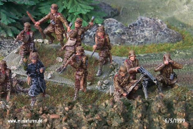 Fanteria Bulgara, 1:72 Soldatini Revell 02504