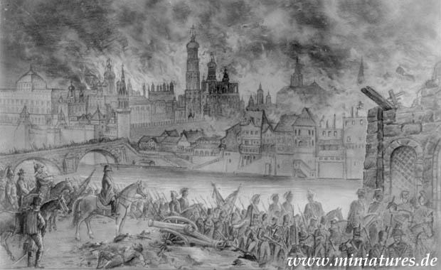 Campagne, Battaglie, e Eventi delle Guerre Napoleoniche, 1805–1815