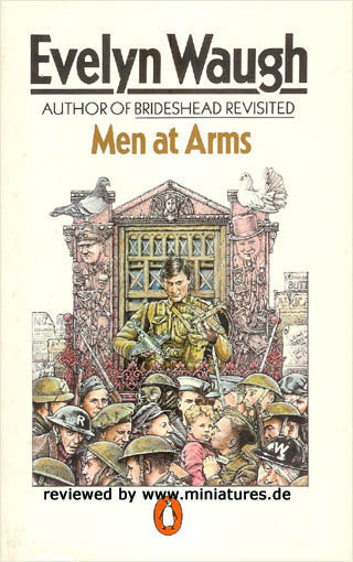 Men at Arms, Evelyn Waugh