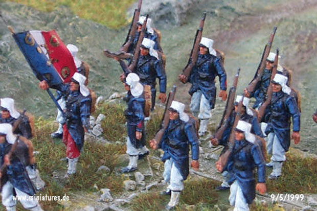 French Foreign Legion, 1:76 Figuras Airfix 01710