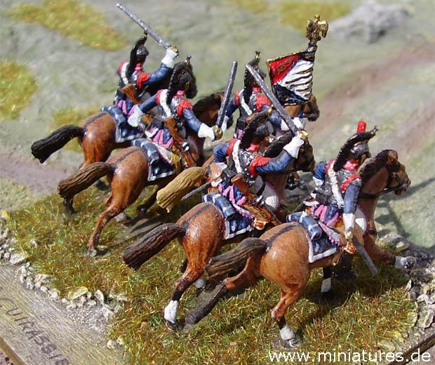 11e Coraceros Franceses, 1812–1815, 1:72 ESCI P-235