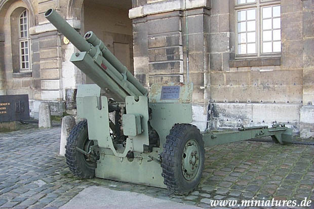 105 mm L.23 Field Howitzer M2.A1