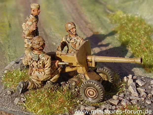 2.8 cm Schwere Panzerbüchse sPzB 41 Taper-Bore heavy Anti-Tank Rifle
