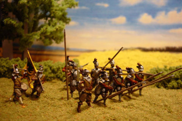Revell Imperial Infantry of the Thirty Years' War
