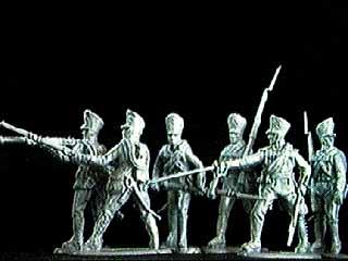 Prussian infantry 1813–1815