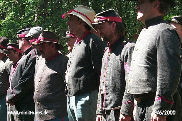 Confederate Artillery »front!«