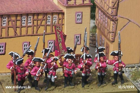 Infanterie-Regiment Garde zu Fuss