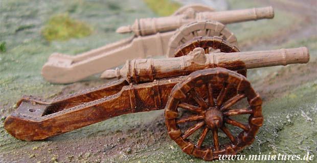 Artiglieria della guerra dei trent'anni