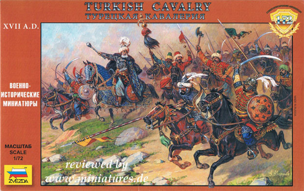 Miniatures of the Ottoman Army