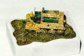 Airfix Panzerjäger Bren conversion