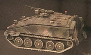 Trasporto Truppe Corazzato Britannico F.V. 103 APC Spartan, 1:87 H0 Modellismo Trident