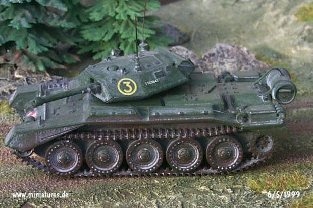 Crusader III Cruiser Tank