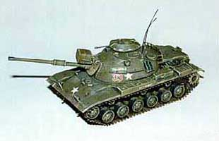 M60 Patton Main Battle Tank