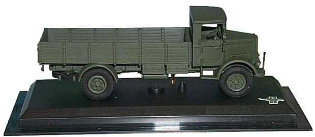 Lancia 3Ro Heavy Cargo Truck, 6.5 t, 4×2