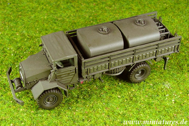 Bundeswehr Camión Todo Terreno 5 t gl (MAN)