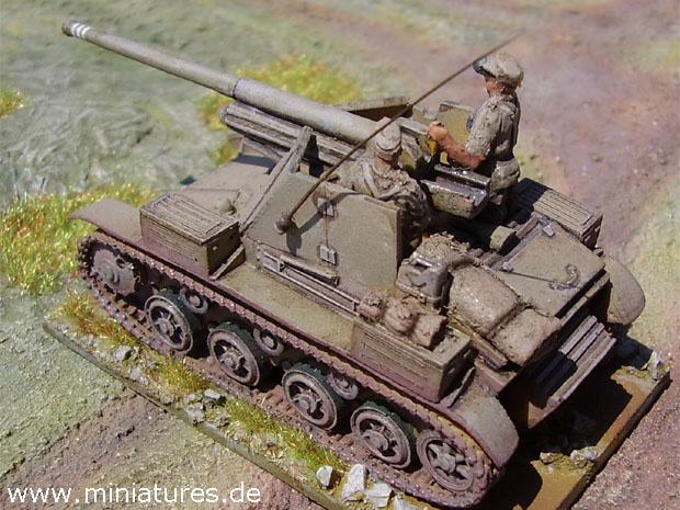 Cazacarros Rumano T-60 Tacam, 1:76 Maqueta Ostmodels RU1