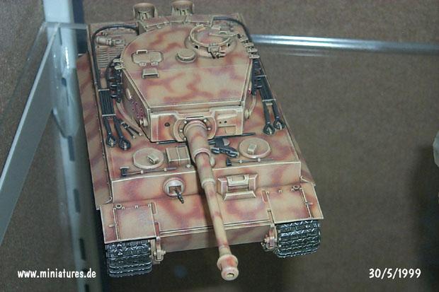 Panzer VI Alemán, Tiger I Ausf. E (1943), WTS Koblenz