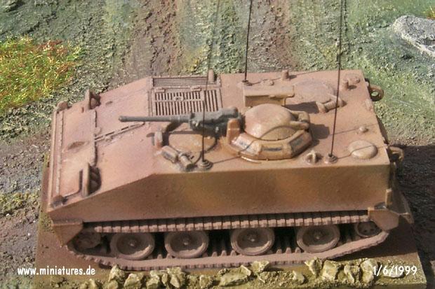 Vehículo de Reconocimiento M114, 1:87 Roco 253