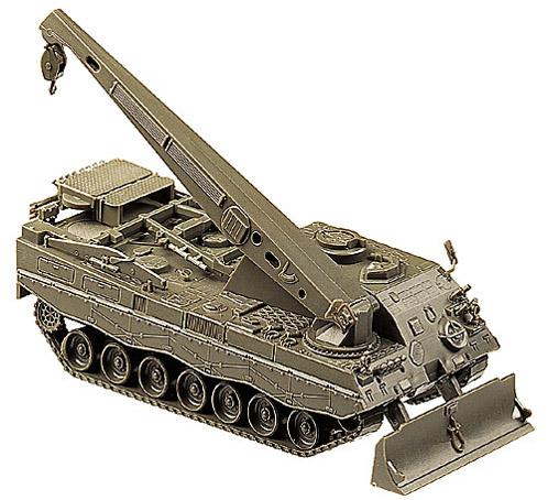 Bergepanzer 3 Büffel, 1:87 Modellismo Roco 726