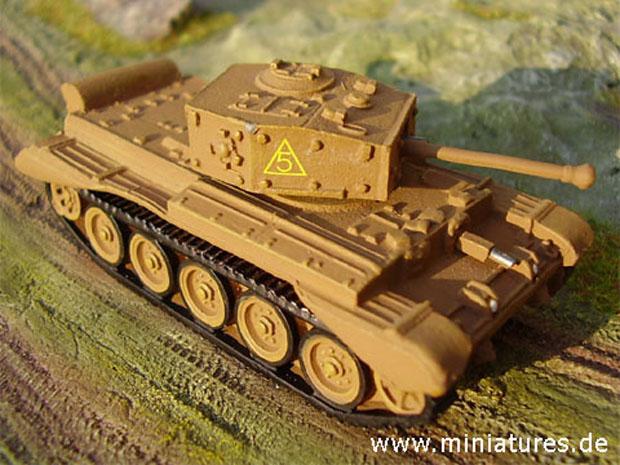 Tanque Británico A.27M Cromwell, Cruiser Tank Mk.VIII