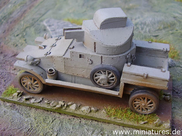 World War One Miniatures, 1914–1918