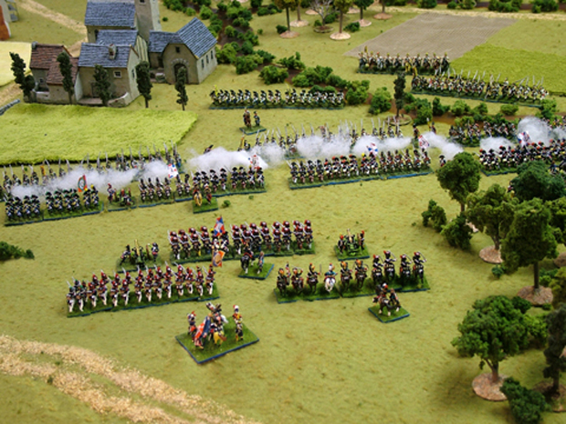 Napoleonic Wargaming Rules Rules For Miniature Wargames