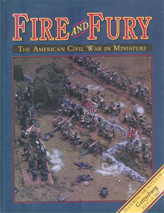 Fire and Fury American Civil War Rules