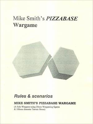 Pizzabase Wargame Juego de Guerra, Mike Smith