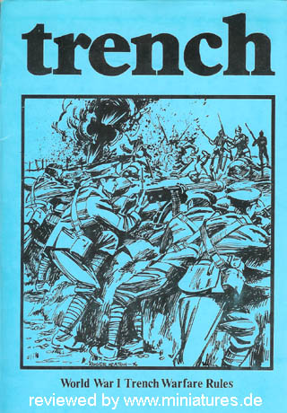 Trench - World War 1 Trench Warfare Rules