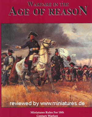 Warfare in the Age of Reason by Tod Kershner